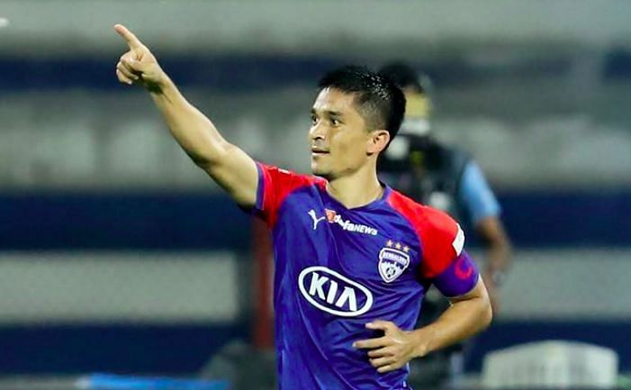 Can Chhetri inspire Bengaluru FC to victory over ATK?