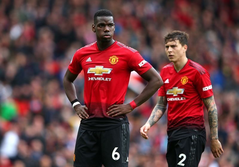 Paul Pogba appears set to leave Old Trafford in the summer