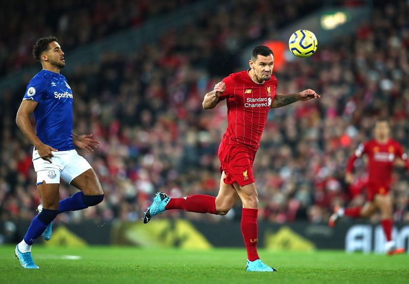 Lovren has made 116 Liverpool appearances