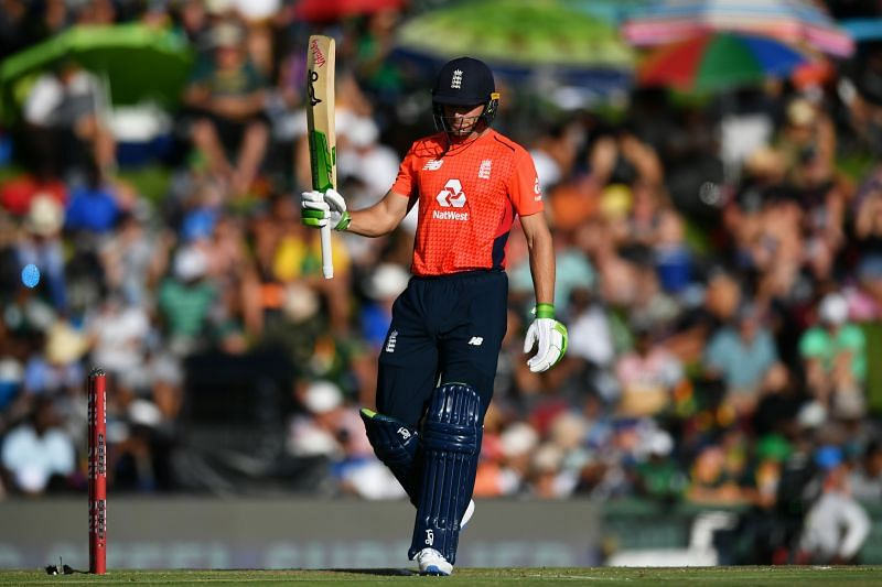 Jos Buttler impressed in the final T20 international against South Africa but looks in need of a break
