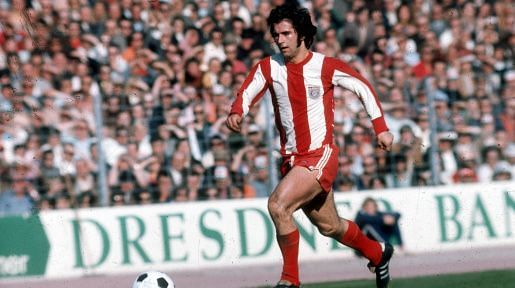Gerd Muller was a goal machine who netted for fun for both club and country