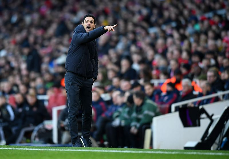 Arteta has done an admirable job since joining Arsenal