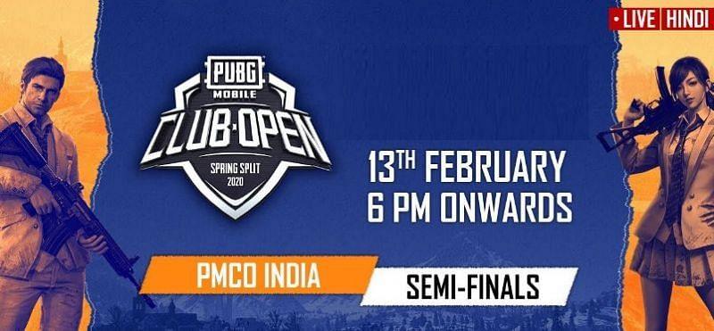 PMCO Spring Split India 2020
