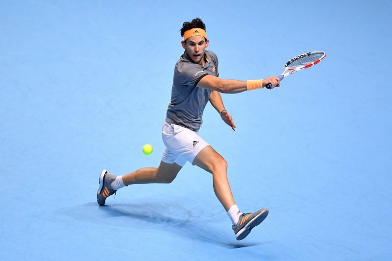 Dominic Thiem made it to the final of the Australian Open