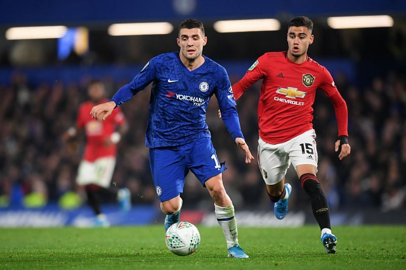 Kovacic was one of the few positives Chelsea can take from this match