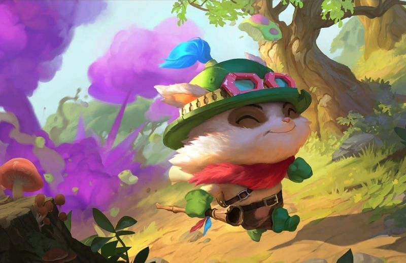 Teemo deck is very irritating to play against