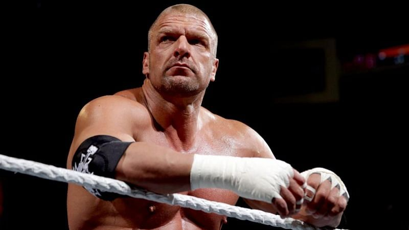 Triple H was a key member of Evolution