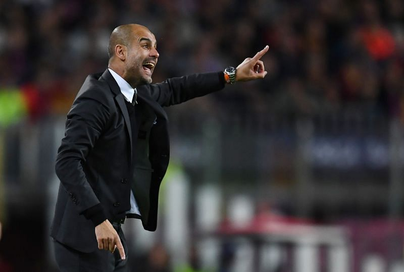 Pep Guardiola enjoyed unparalleled success as manager of Barcelona