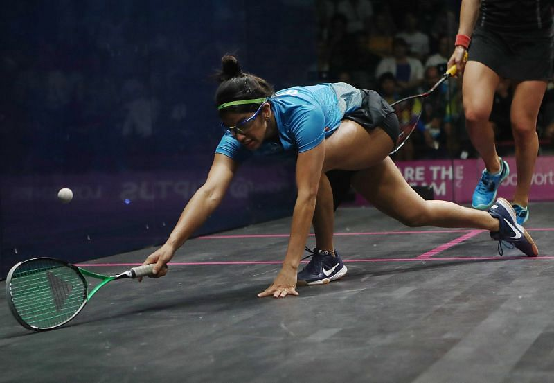 Joshna Chinappa will look to win her 19th National title