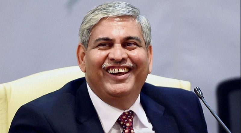 Shashank Manohar - Chairman of the ICC
