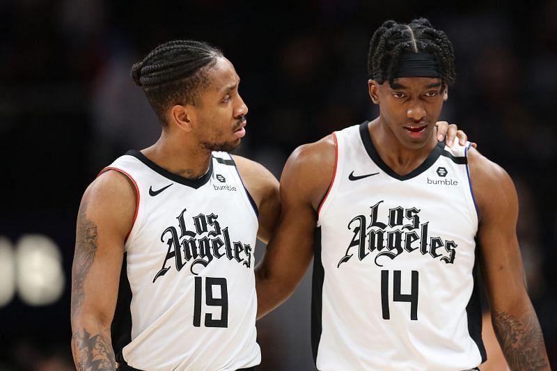 Los Angeles Clippers v Atlanta Hawks