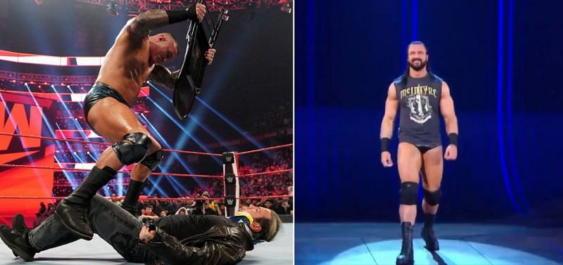 There were some interesting botches this week on RAW