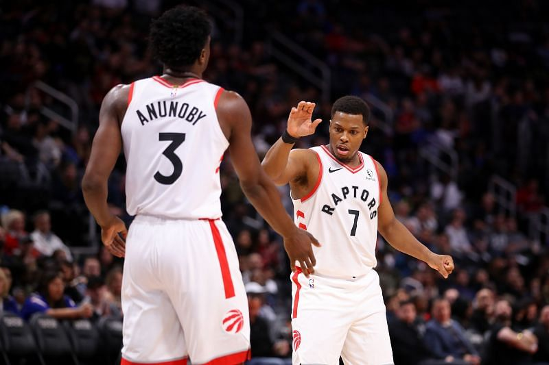 The Toronto Raptors have been among the best teams in the East this season