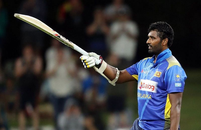 Thisara Perera returns to the Lankan side