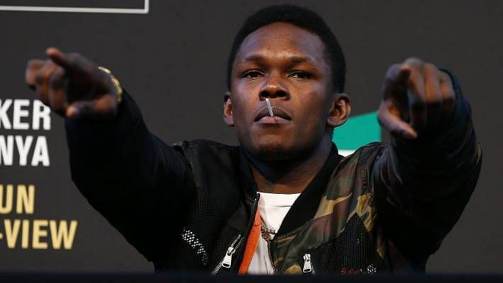 Israel Adesanya (Image Courtesy: Stuff.co.nz)