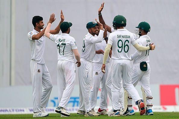 बांग्लादेश की एकतरफा जीत
