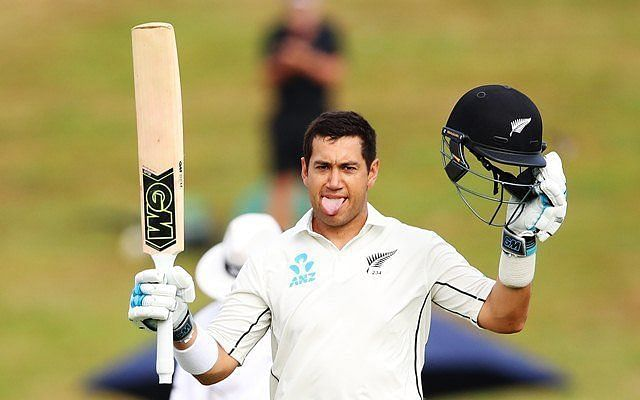 Taylor made his 100th Test appearance for his side against India on 21st February 2020.