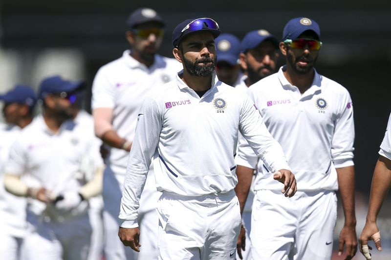 New Zealand rolled over India in just three and half days to win the first Test at Wellington by ten wickets.