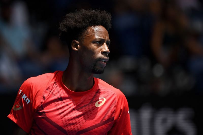 Gael Monfils leads the duo