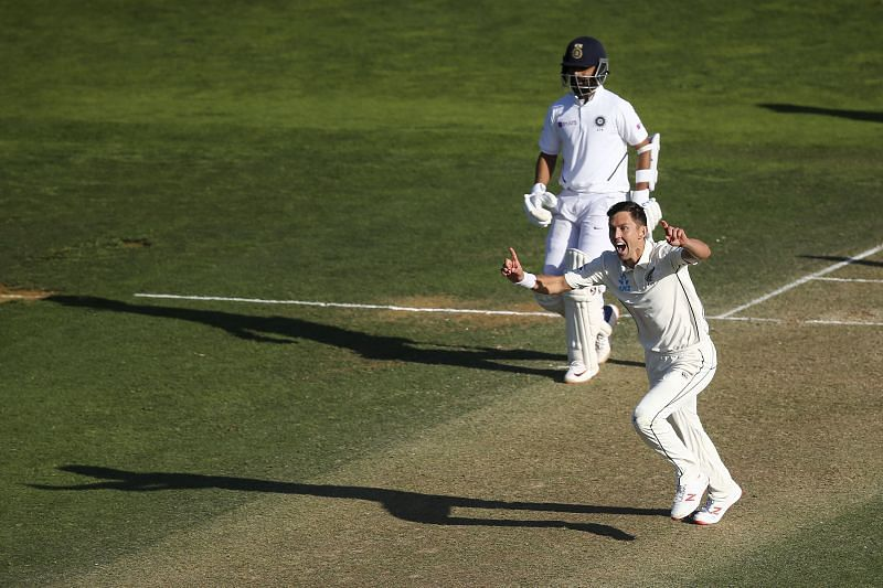 Trent Boult was on song on day 3
