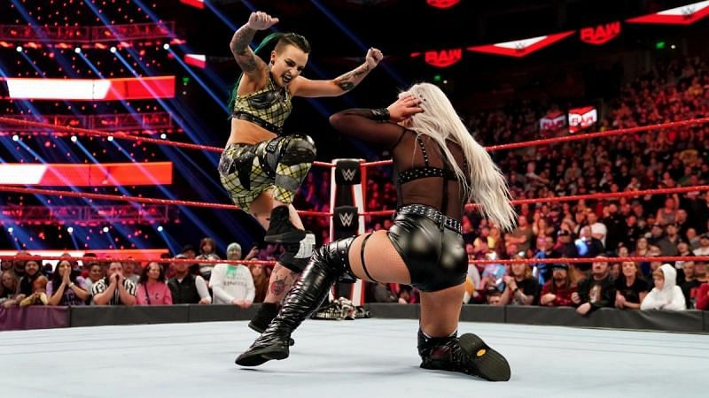 WWE RAW: 5 Reasons why Ruby Riott shockingly turned on Liv Morgan upon her return
