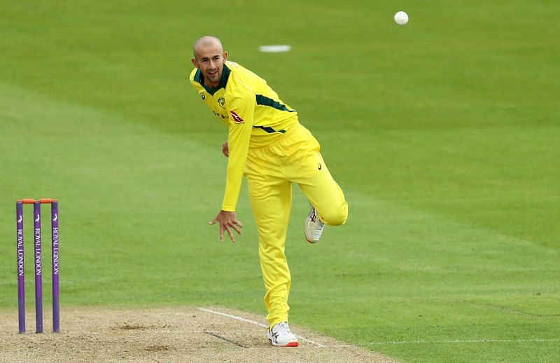 Ashton Agar ended up with figures of 5-24 which helped Australia complete a comprehensive win