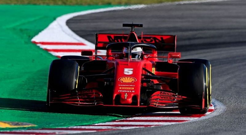 Ferrari have not been as impressive as last year