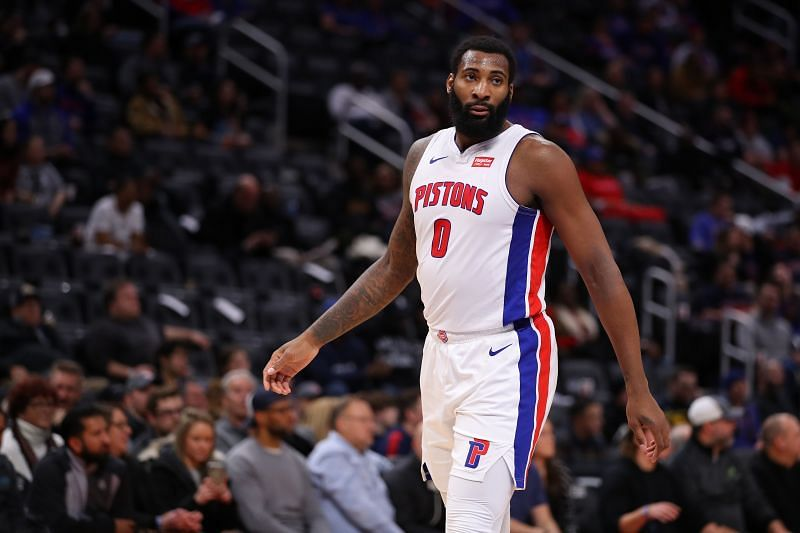Andre Drummond could still exit the Pistons ahead of the trade deadline