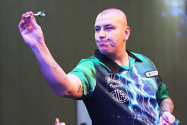 Boris Krčmar has dominated soft-tip darts in recent years but recently switched to the PDC.