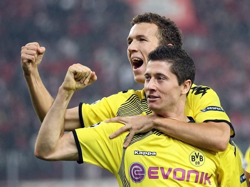 Lewandowski has been a prolific goalscorer in the Champions League in recent years