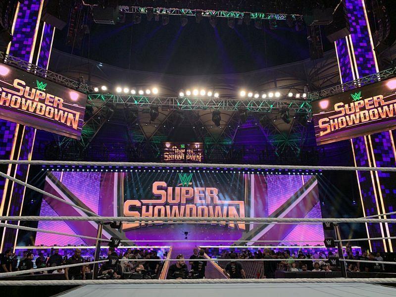 WWE Super ShowDown 2020,