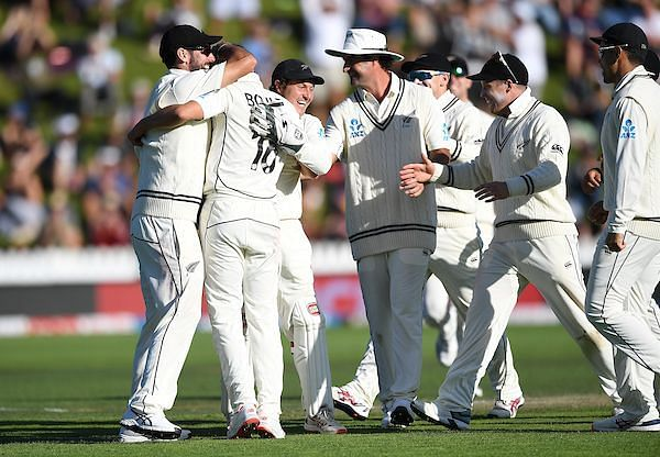 Advantage New Zealand heading into Day 4