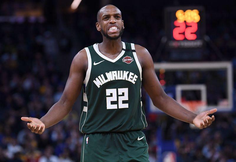 Khris Middleton is among Milwaukee