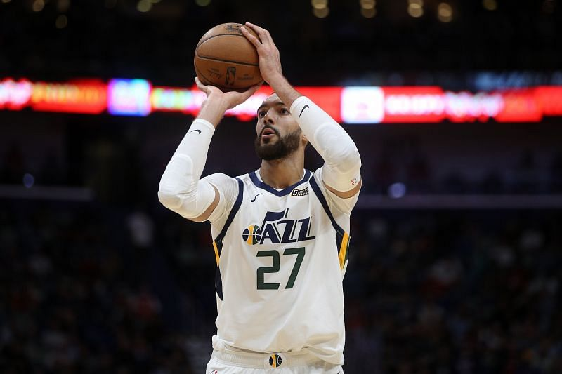 The Utah Jazz sit fourth in the West