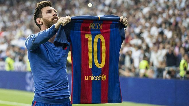 Messi has been a thorn in the flesh of Real Madrid