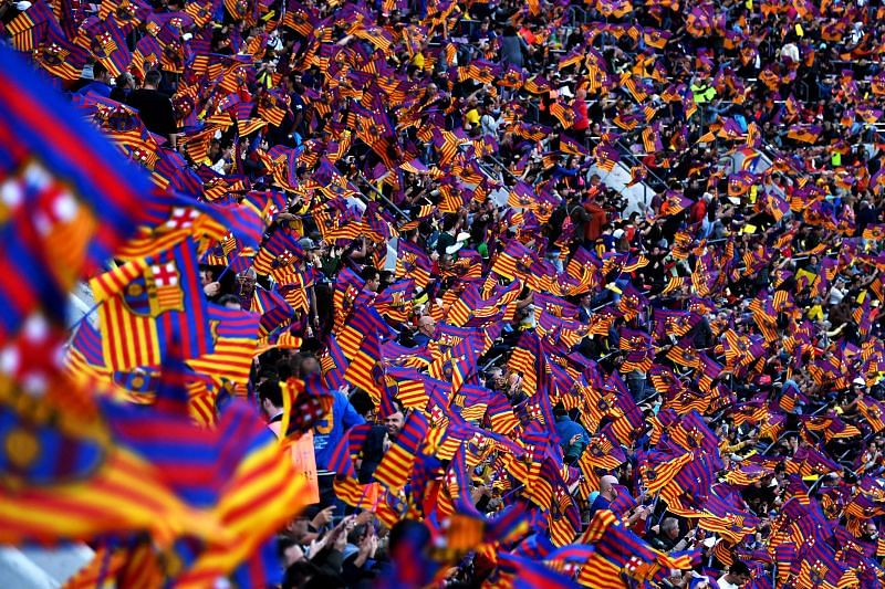 The passion generated by El Clásico is felt around the football world