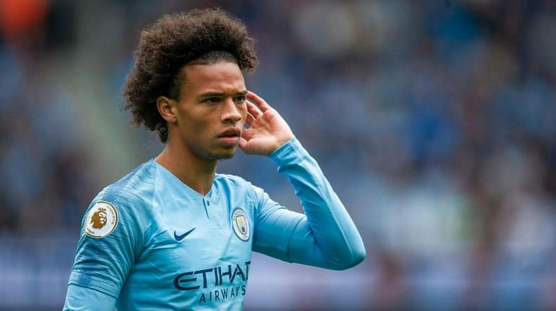 Sané has scored 25 goals and assisted 28 in the Premier League for Manchester City.