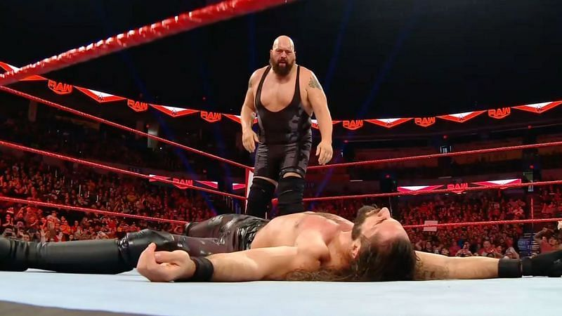 The Giant is rumored to return this Monday Night on Raw
