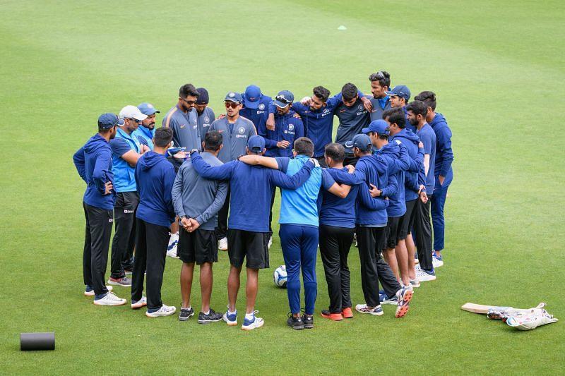 Day 1 - New Zealand A v India A