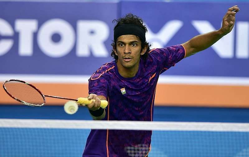 Ajay Jayaram reached the semi-finals of the Spain Masters last week