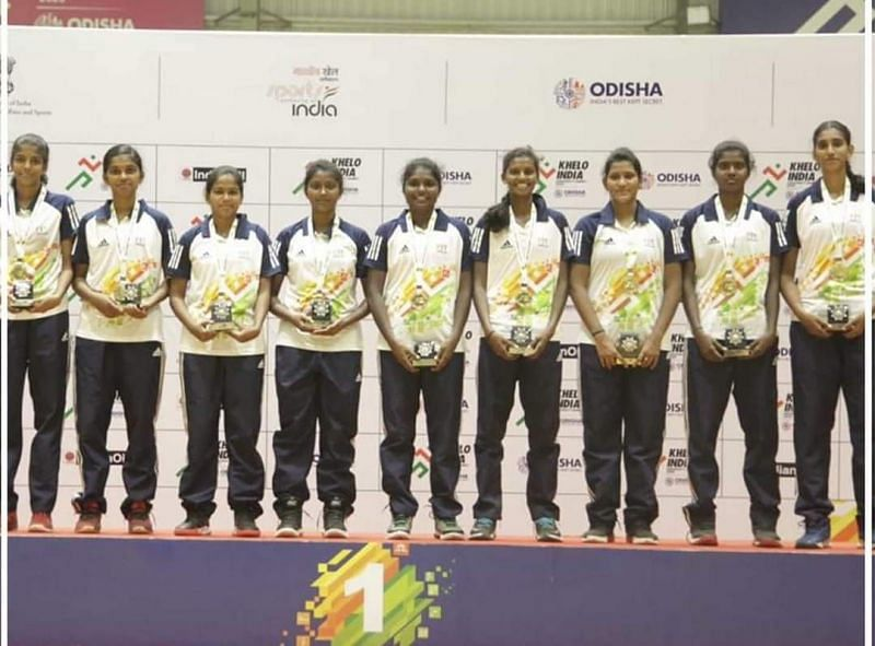 The University of Madras also won the top honours in the women