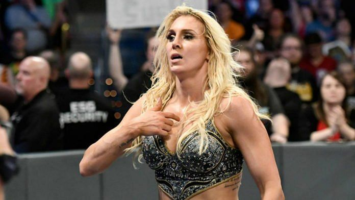 Charlotte Flair was not on RAW this past week