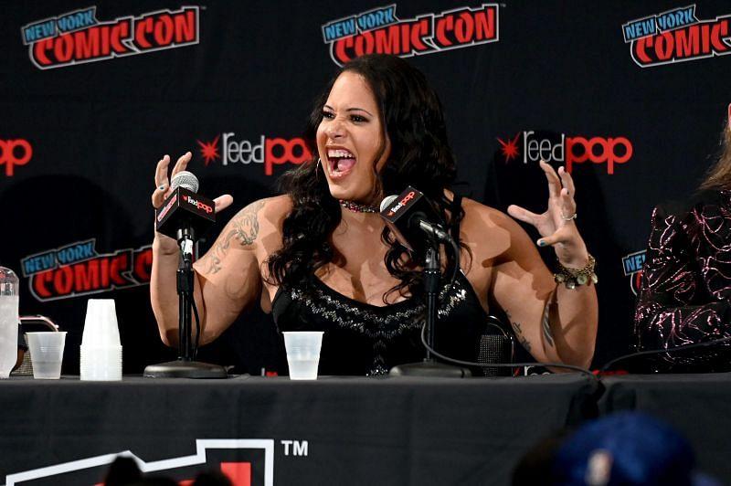 AEW On TNT At New York Comic Con 20