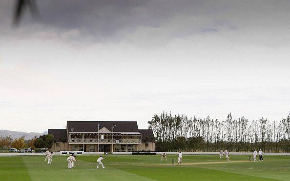 न्यूजीलैंड ए vs भारत ए