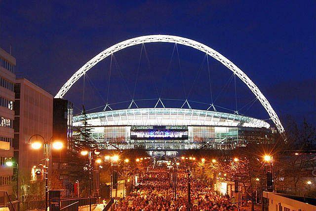 Wembley in London