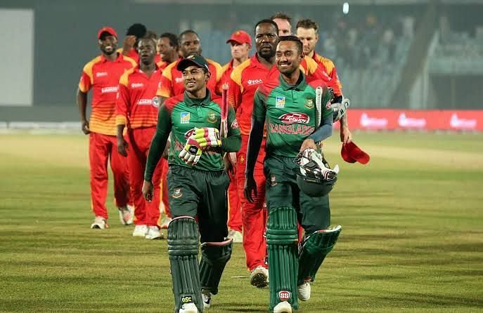 Bangladesh will host Zimbabwe for a full tour comprising of a Test, three ODIs and two T20I fixtures