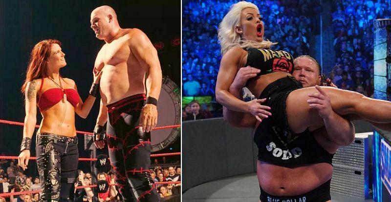 डब्लू डब्लू ई (WWE) कपल्स