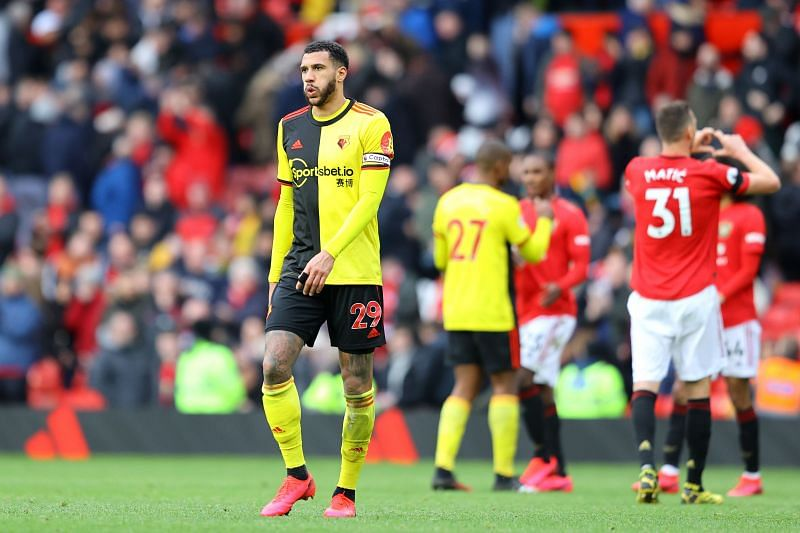 Watford has to battle it out to prevent relegation this season