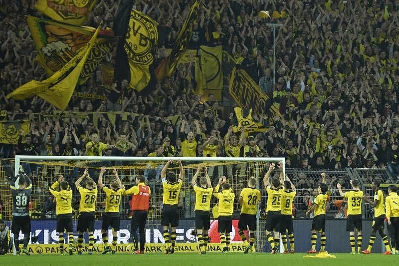 Borussia Dortmund is a club which has deep ties with its fans.