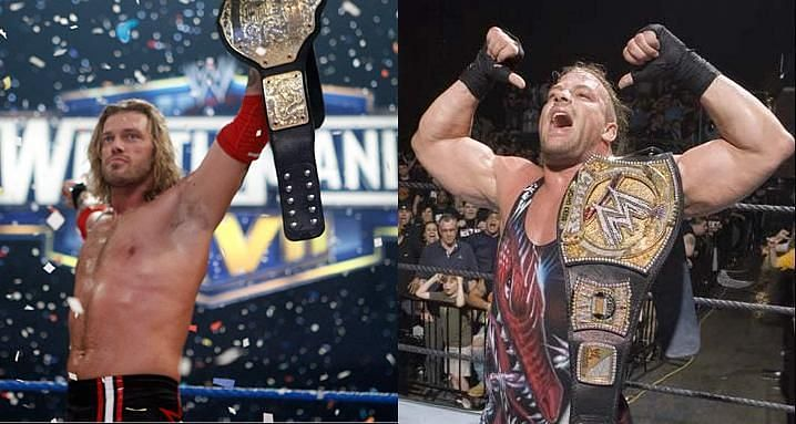 Edge won the WWE Championship by defeating RVD